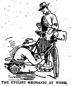 fixingbike