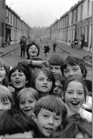 Belfast Children - 1969 © William Doherty
